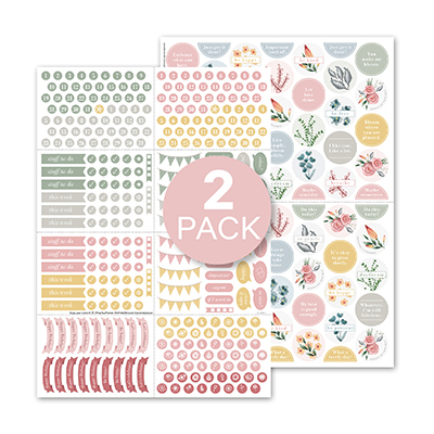 Flourish 2-pack